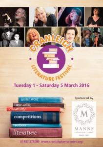Cranleigh Literature Festival 2016