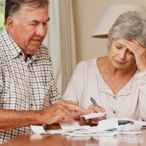Dealing with in debt in later life