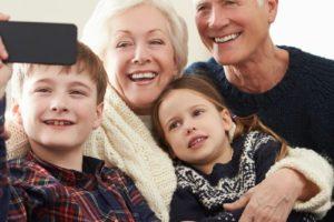 Grandparents & the education economy