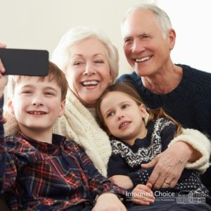 Grandparents & the education economy