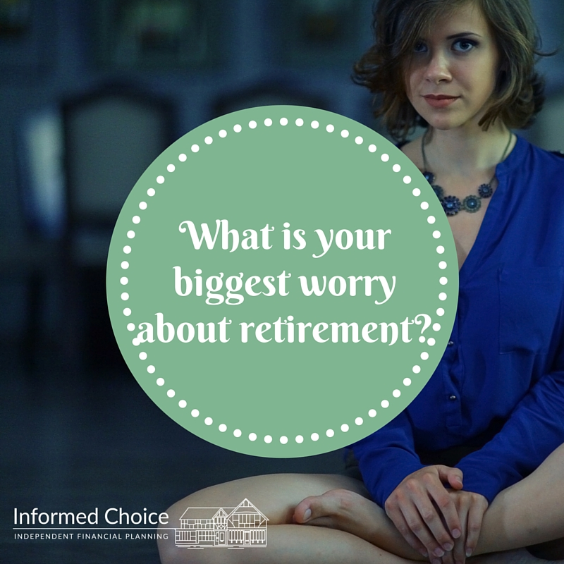 I'm worried about running out of money in retirement