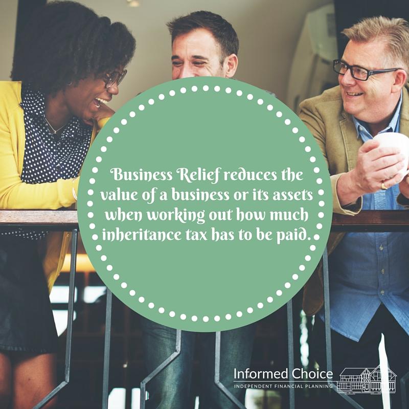 Avoiding inheritance tax through Business Property Relief