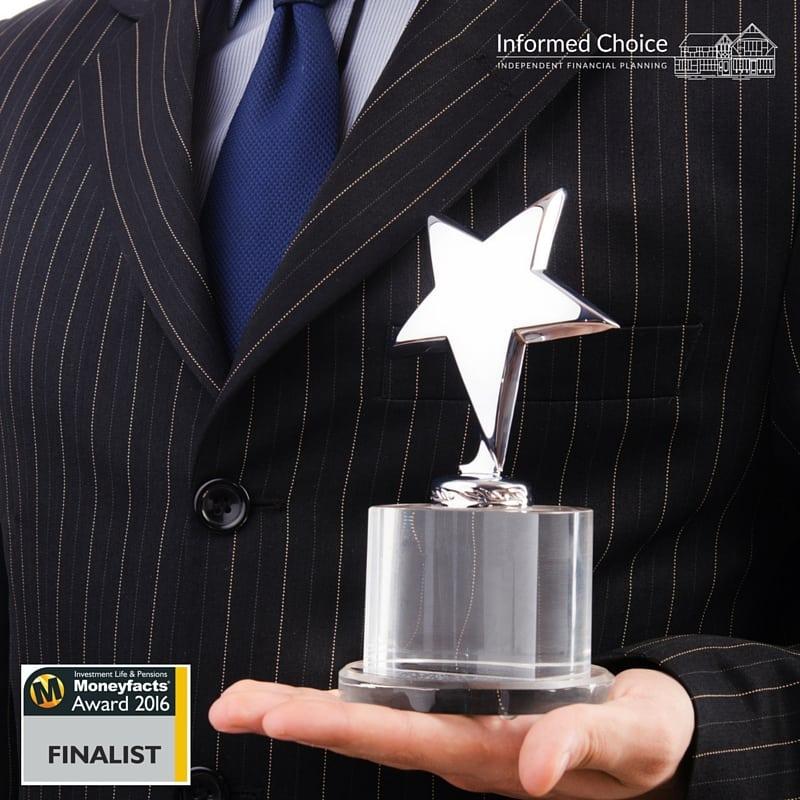 Retirement Adviser of the Year – Finalist
