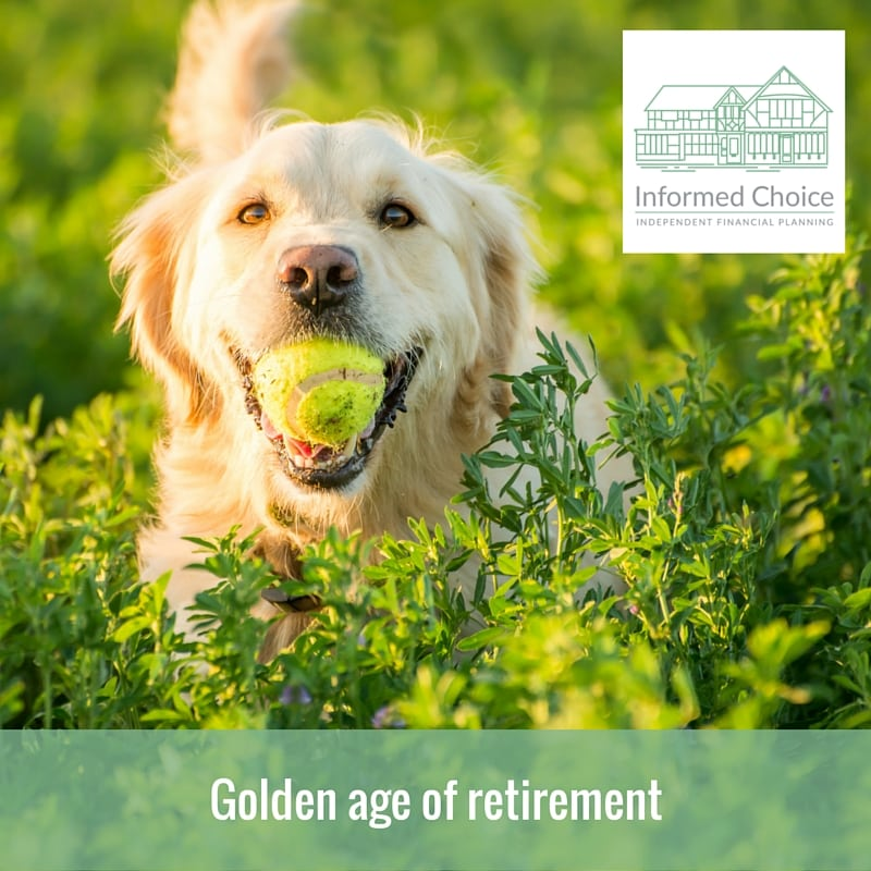 Golden age of retirement