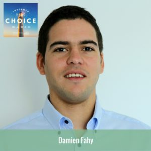 Informed Choice Radio 093: Damien Fahy, Money to the Masses