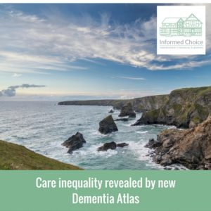 Care inequality revealed by new Dementia Atlas