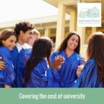 Covering the cost of university