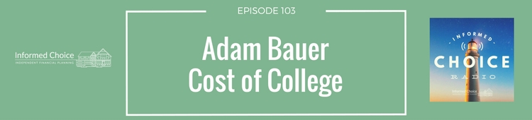 ICR103_ Adam Bauer, Cost of College(1)