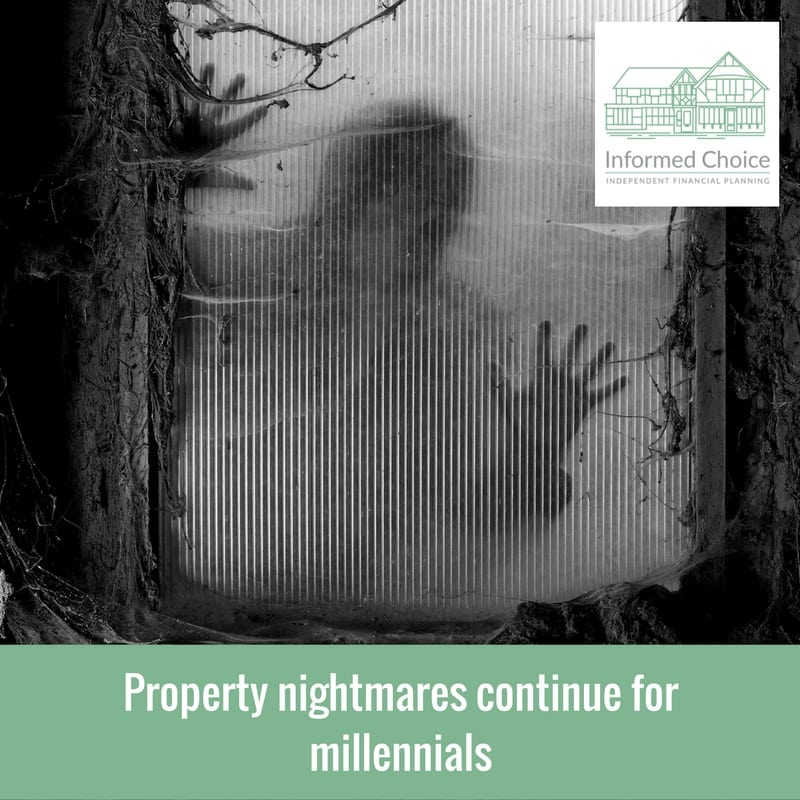 Property nightmares continue for millennials