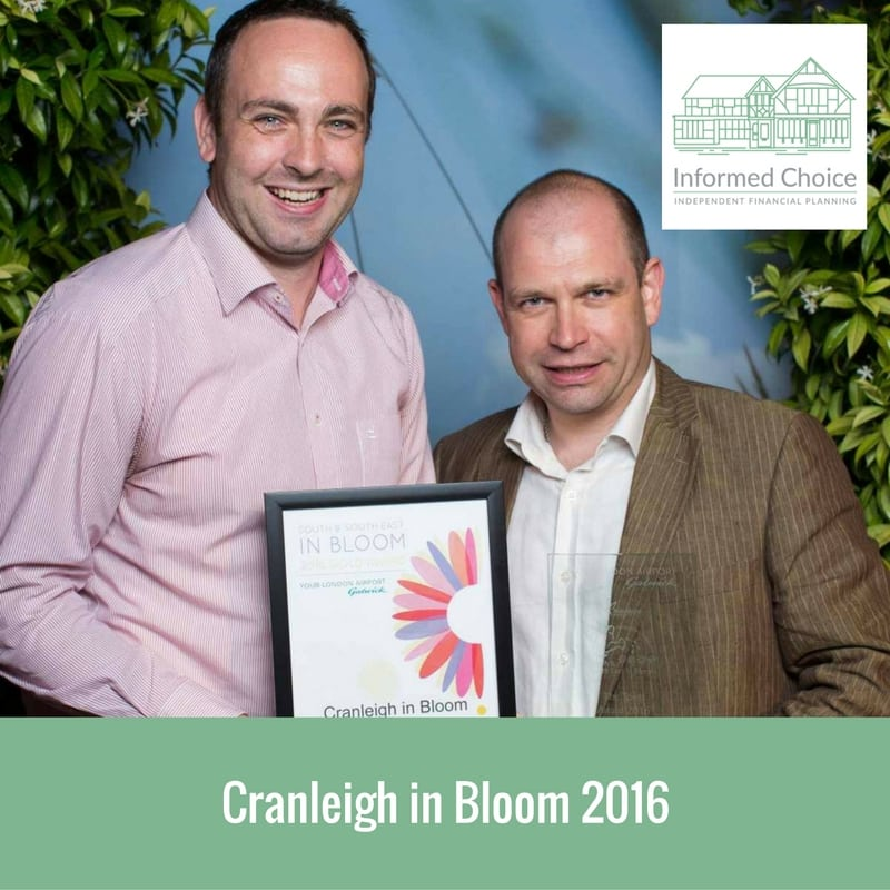 Cranleigh in Bloom 2016
