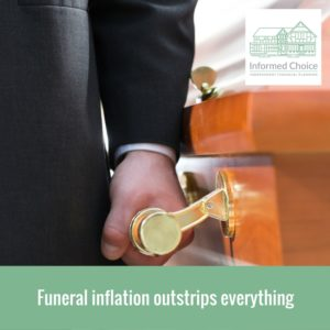 funeral inflation outstrips everything