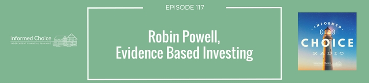 ICR117: Robin Powell, Evidence Based Investing