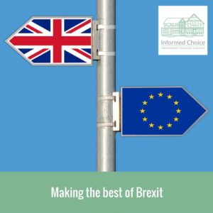 Making the best of Brexit
