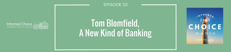 Tom Blomfield, A New Kind of Banking