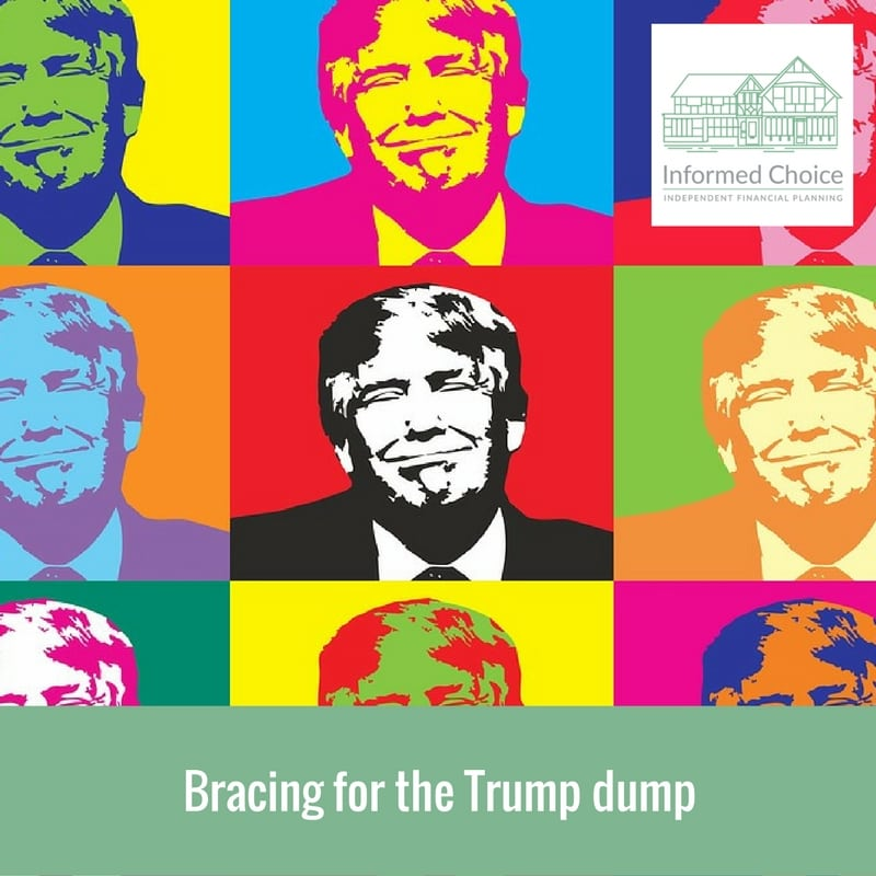Bracing for the Trump dump