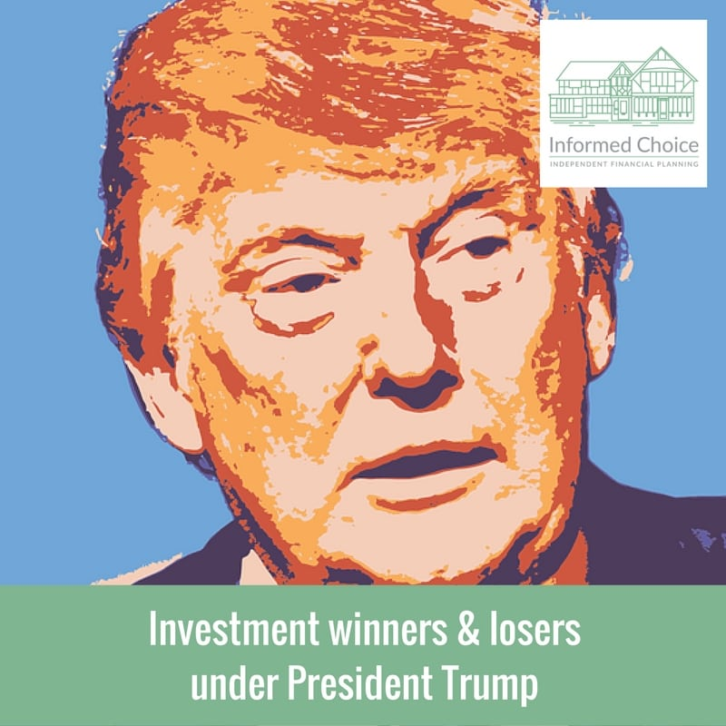 Investment winners & losers under President Trump
