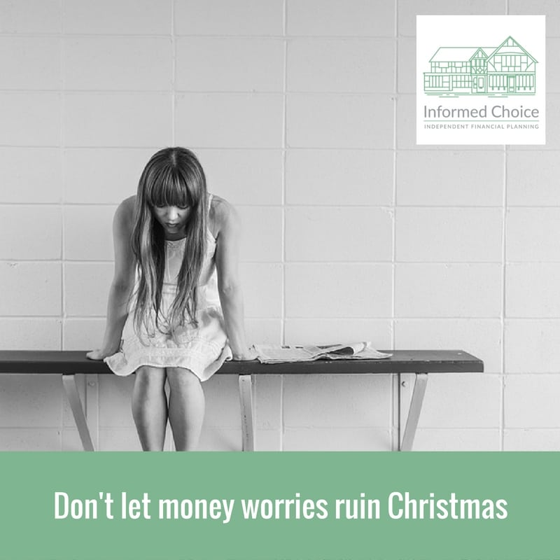 Don't let money worries ruin Christmas