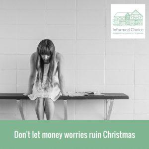 Don't let money worries ruin Christmas