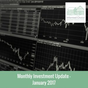 Monthly Investment Update January 2017