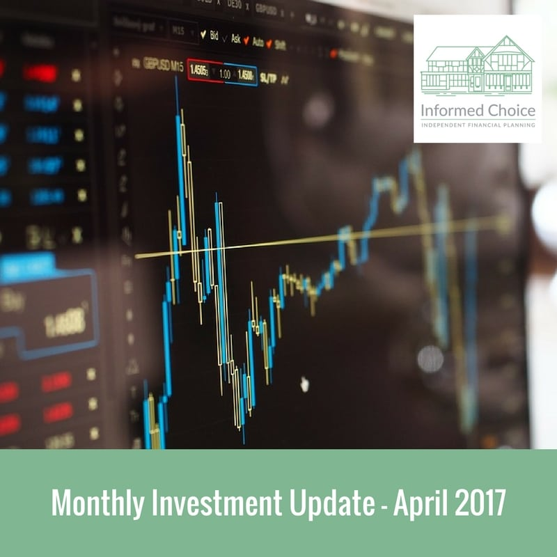 Monthly Investment Update – April 2017