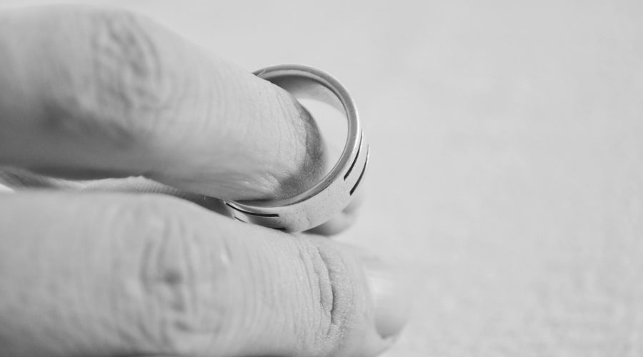 Why are more older couples are getting divorced?