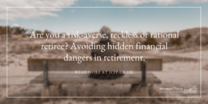 Avoiding hidden dangers in retirement