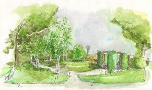 Cranleigh Centenary Garden