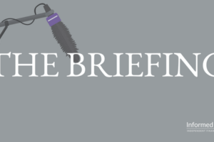 The Briefing on Tuesday 22nd May 2018