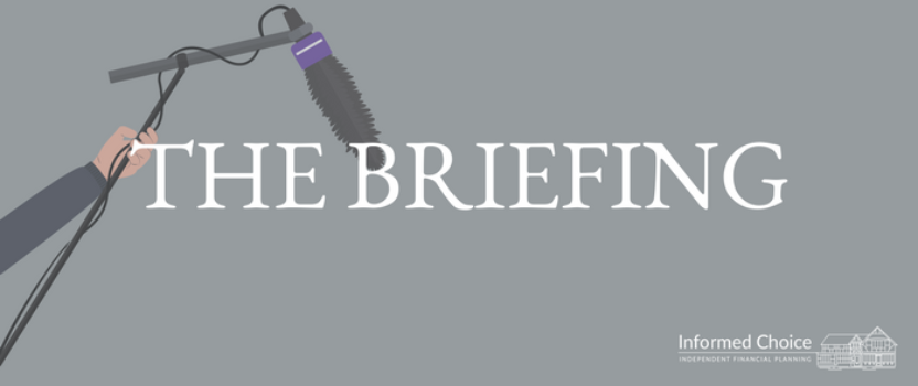The Briefing on Monday 30th July 2018