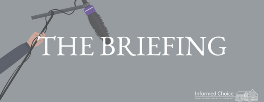 The Briefing on Tuesday 27th February 2018