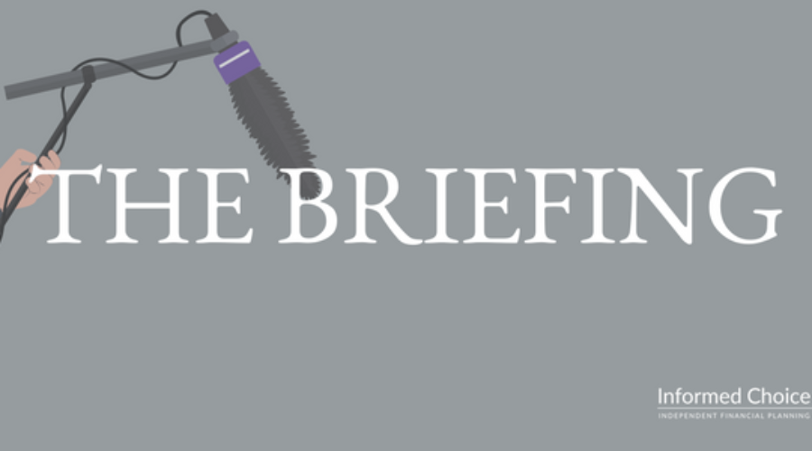 The Briefing on Tuesday 17th April 2018