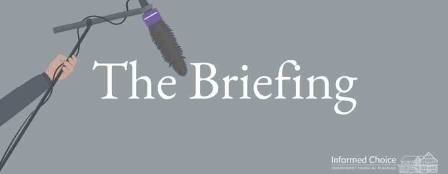 The Briefing on Monday 23rd April 2018