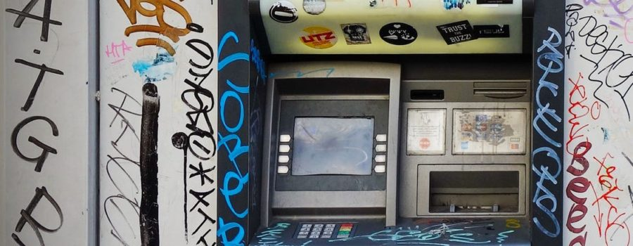 Cash machines disappear, retailer merger considered, and energy profit warning