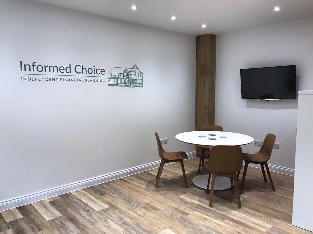 Holders Barn Meeting Area