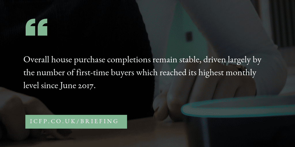 First time buyers on the rise, gambling failures fine, Ford warns on Brexit