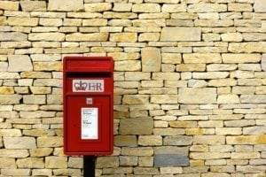 Royal Mail shares fall, FCA fines Tesco Bank, and stable price inflation