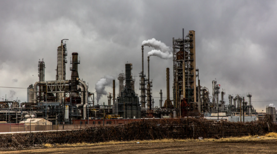 Why the polluter never pays