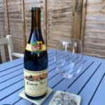 Nick's lockdown diaries: Beaujolais Cote de Brouilly