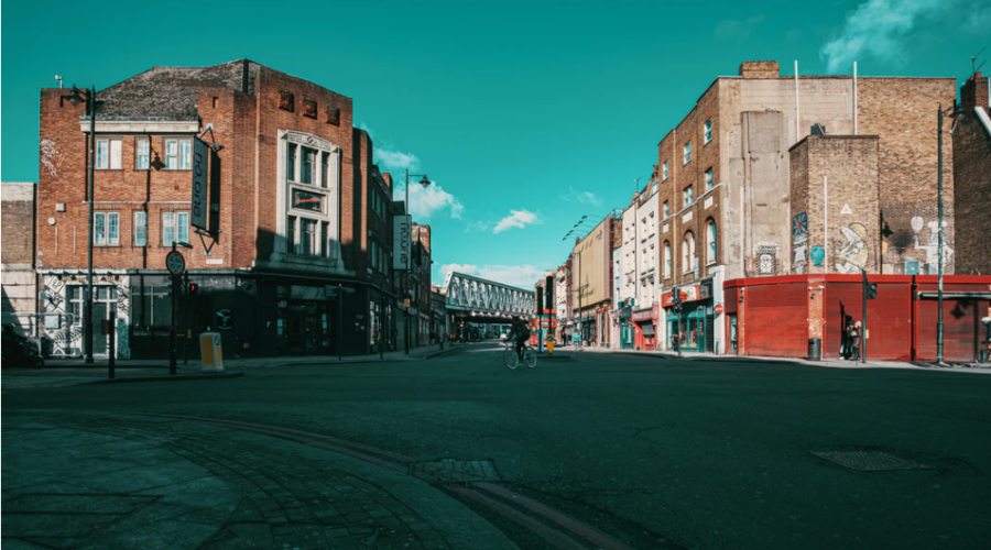 Can the empty High Street provide an answer to Britain's housing problem?
