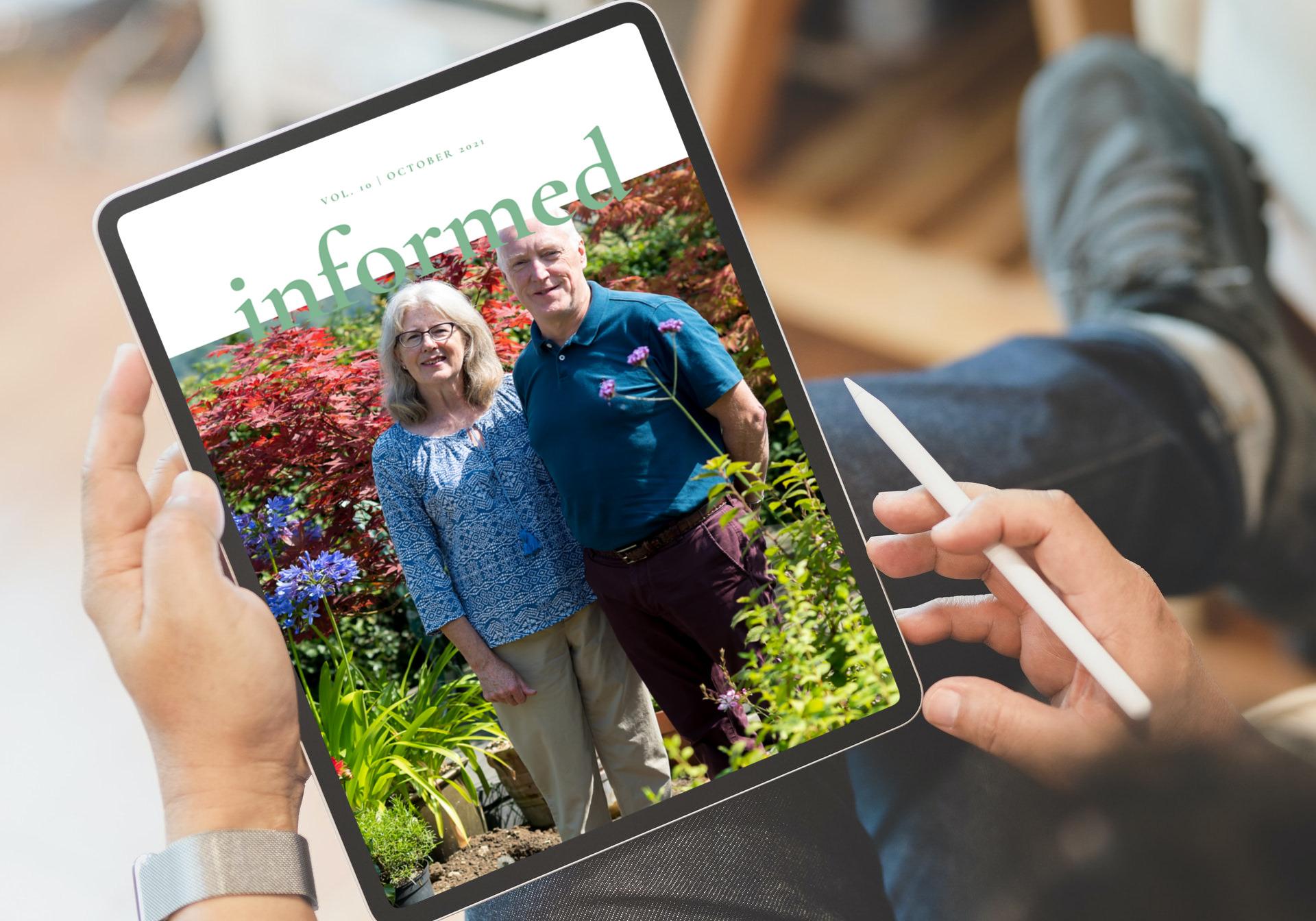 Informed Magazine October 2021